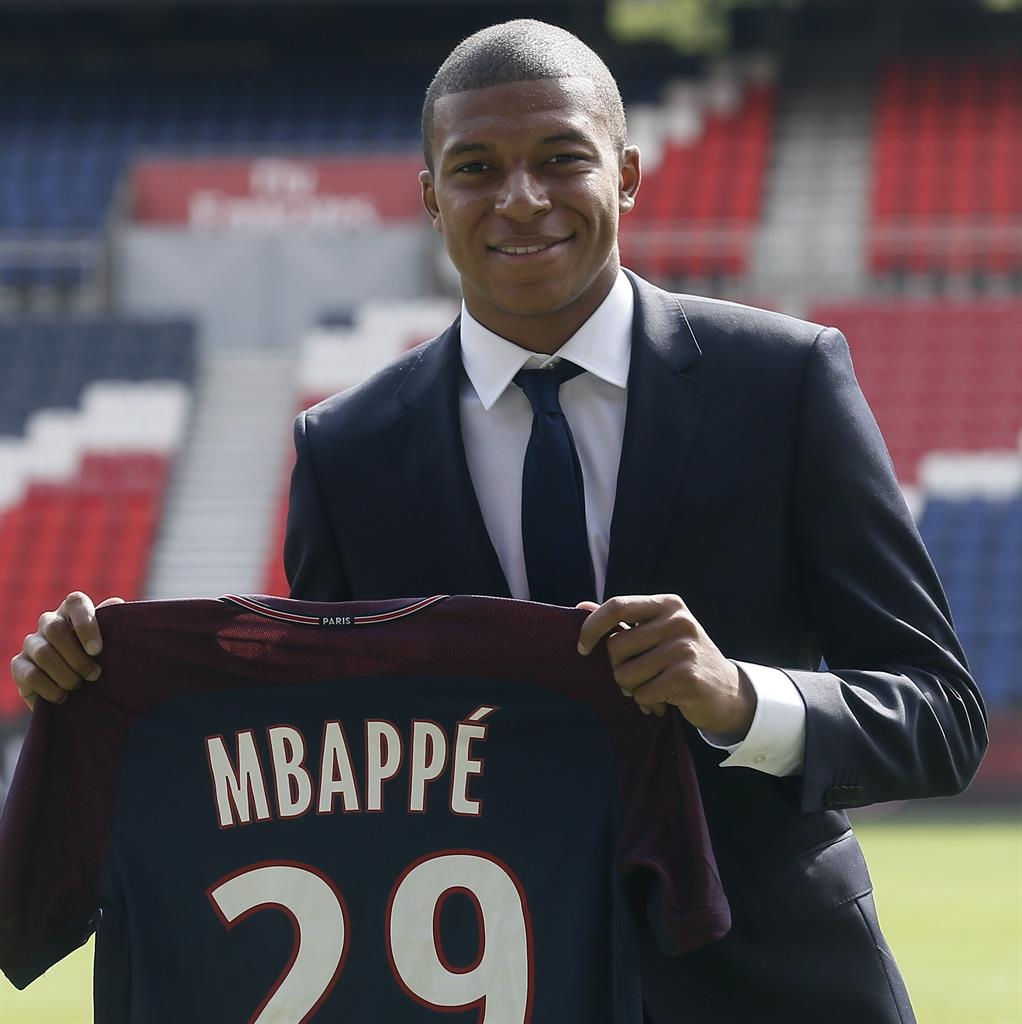 I am driven by the desire to win everything — Mbappe