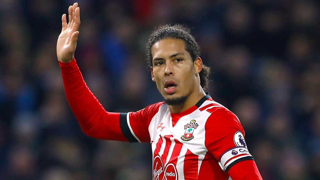 Liverpool have no leaders, they had to sign Virgil van Dijk