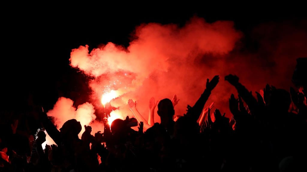 Arsenal and Cologne charged by UEFA for crowd problems in Europa League clash