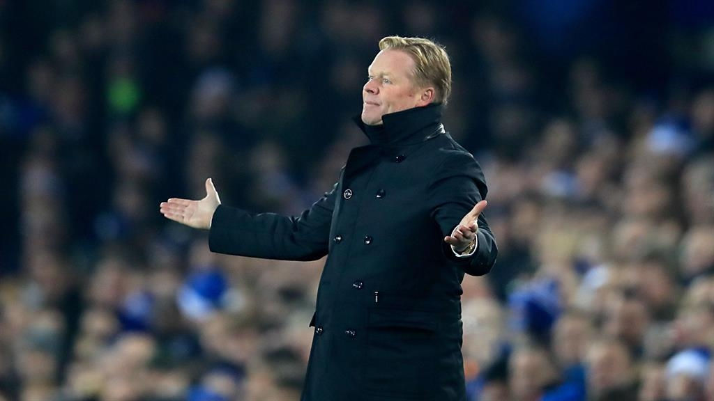 Burnley win piles pressure on Everton boss Koeman
