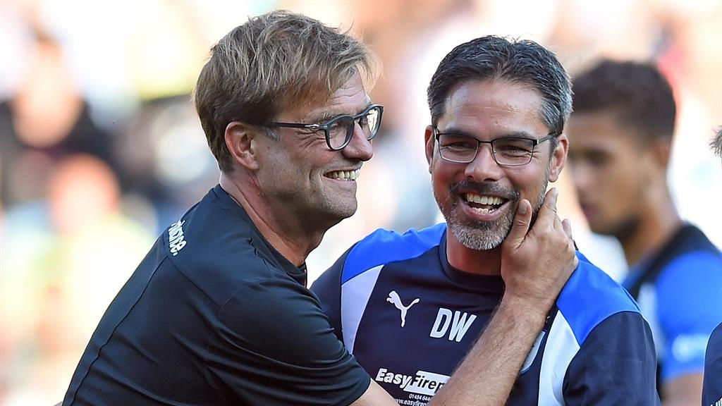 Club not Klopp first for David Wagner