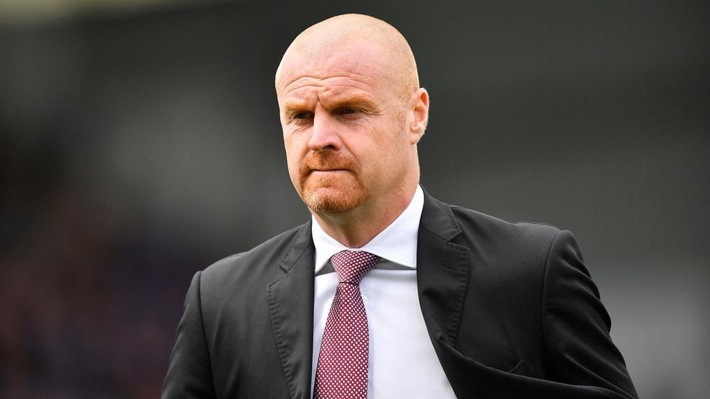 Burnley's Dyche dismisses Leicester link, focuses on Man City