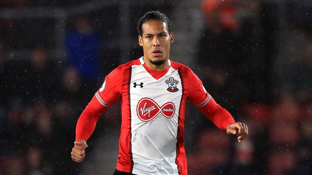 Liverpool encouraged to move for Van Dijk in January