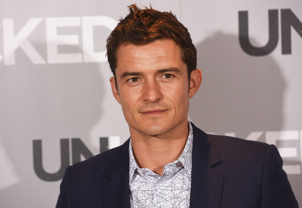 Orlando Bloom Hasn't Got An Invite To Miranda Kerr's Wedding Yet