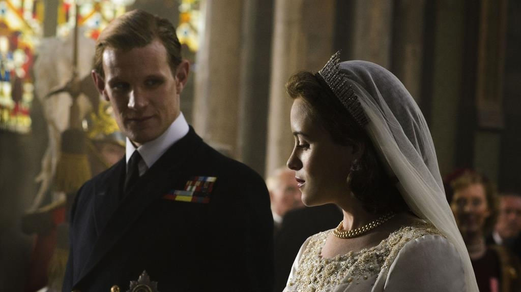 Netflix's The Crown is nominated for five BAFTA TV Awards