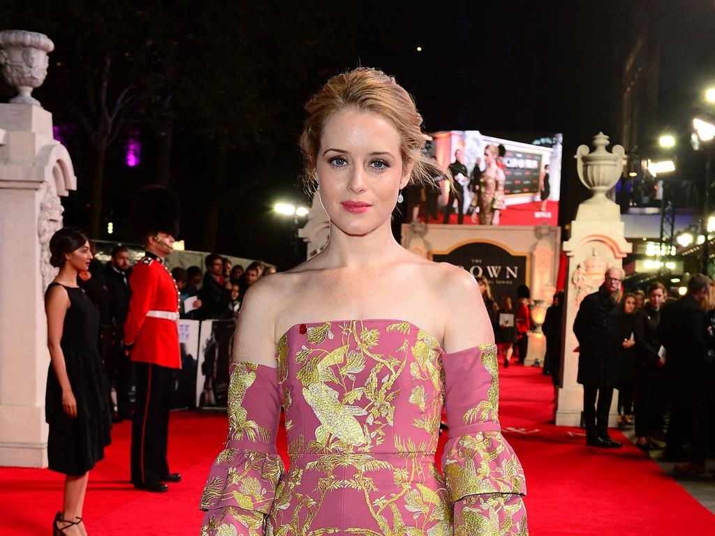 Claire Foy happy to leave The Crown