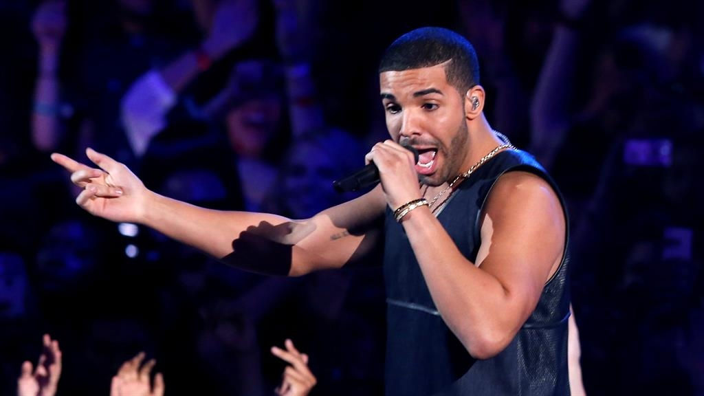 In the can! 'Soda thief' strikes at Drake's mansion