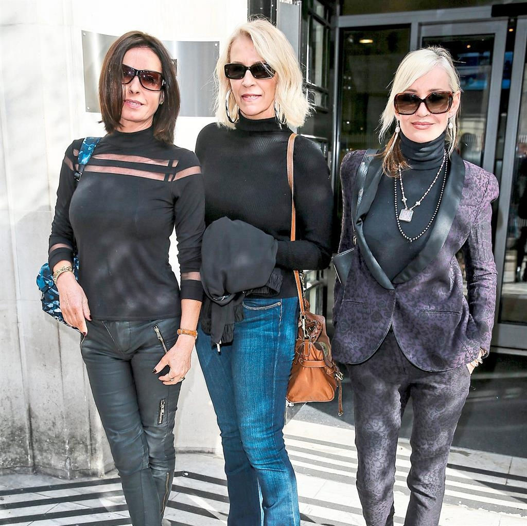 Eighties trio Bananarama reunite and announce United Kingdom tour