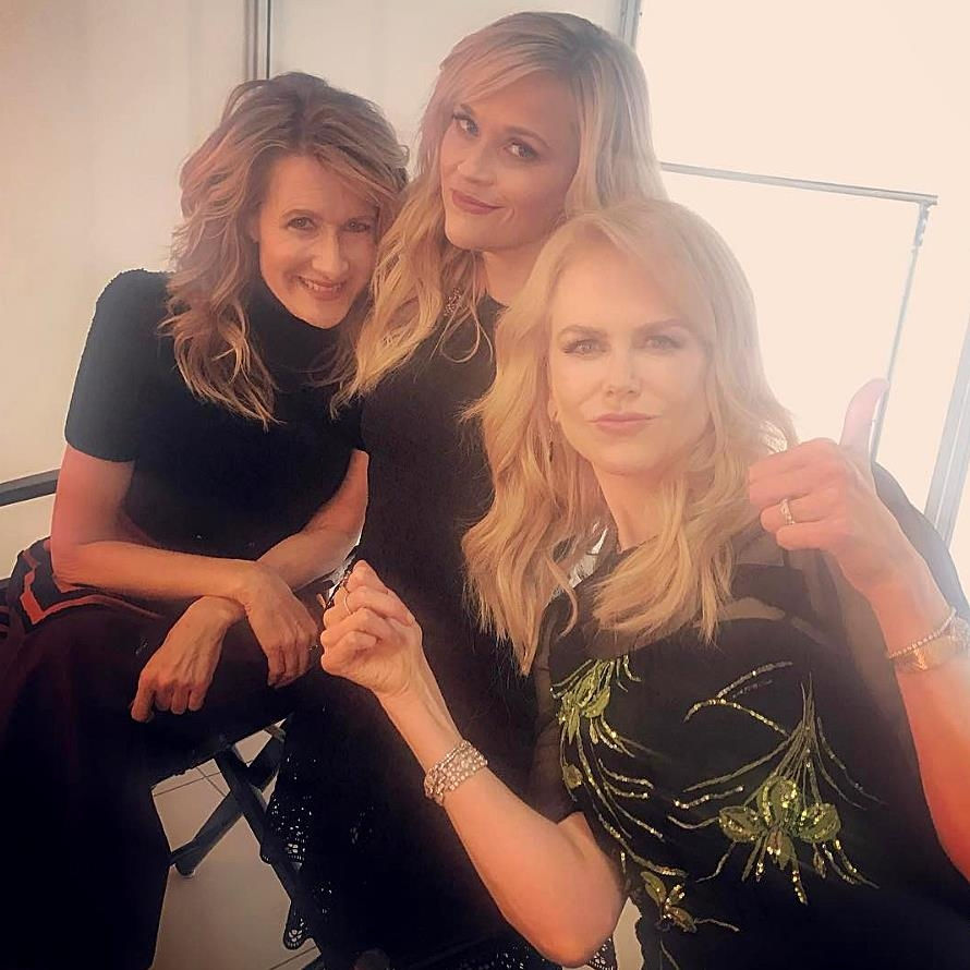 Reese Witherspoon teases Big Little Lies return