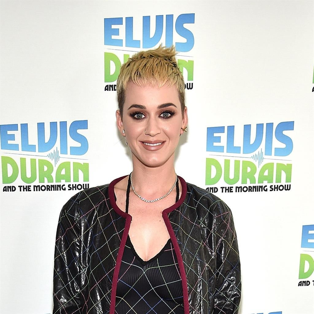 Katy Perry: 'I am ready' to hear from Taylor Swift