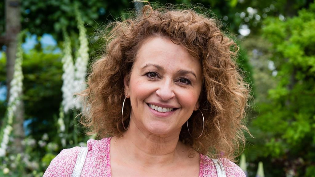 Nadia Sawalha praised after revealing she is losing her hair