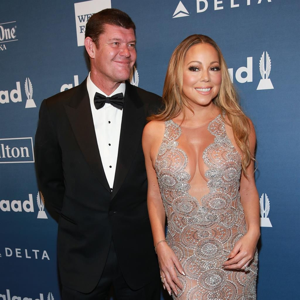 Mariah Carey Asked About Ex-Fiance James Packer's Whereabouts, Gives Hilarious Response