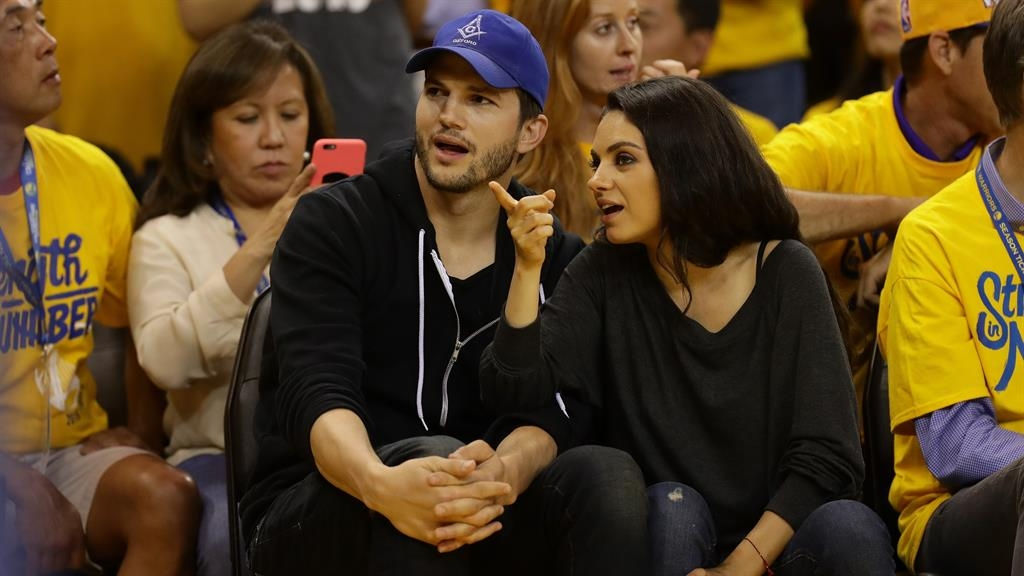 Ashton Kutcher clears cheating rumours