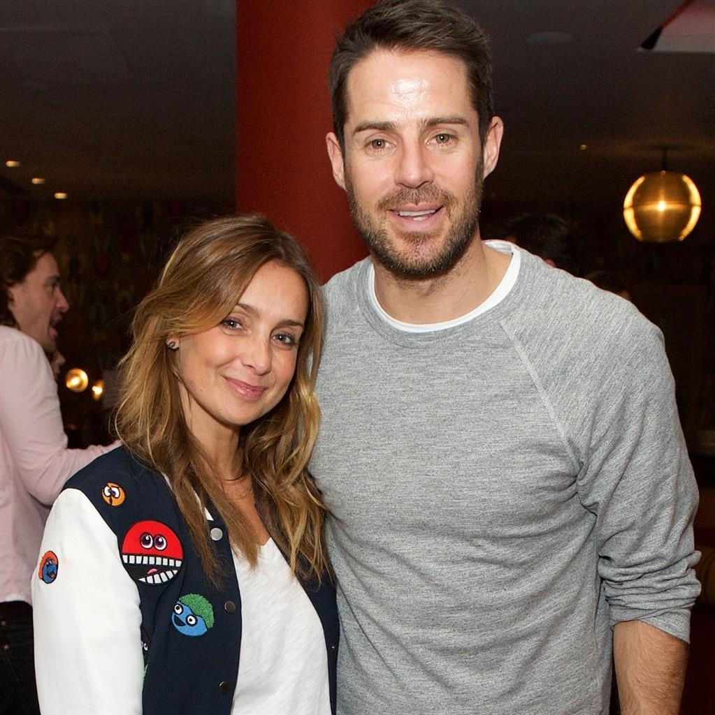 Jamie Redknapp 'PULLS OUT of work commitments' amid Louise marriage 'split' claims