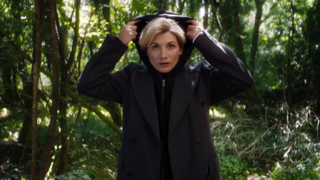 The new Doctor Who is Jodie Whittaker - first woman in the role