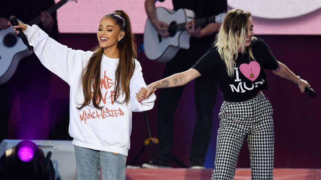 Ariana Grande pays tribute to youngest Manchester terror attack victim