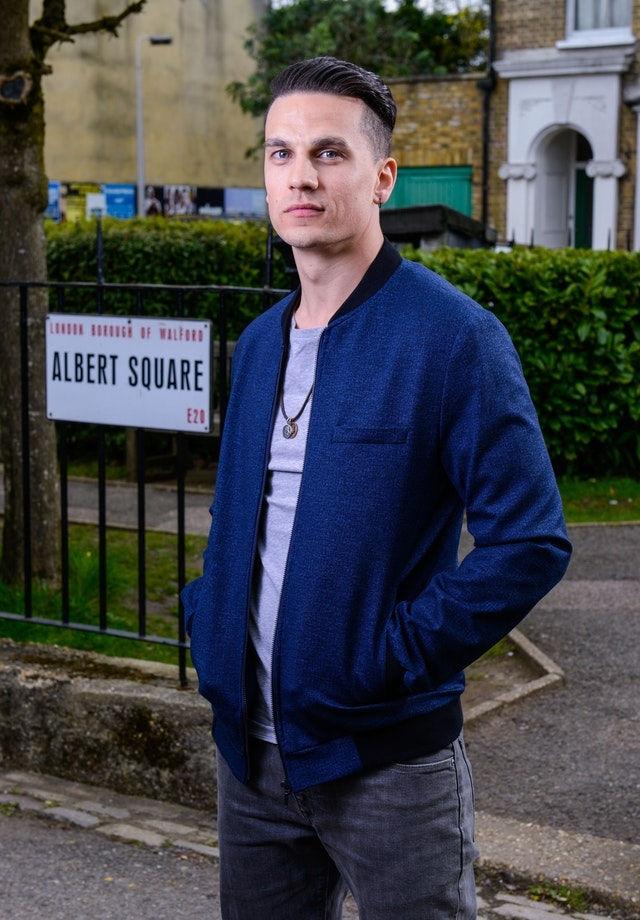Aaron Sidwell leaving EastEnders
