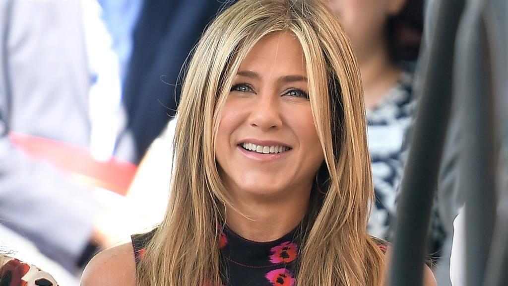 Jennifer Aniston celebrates her nipples