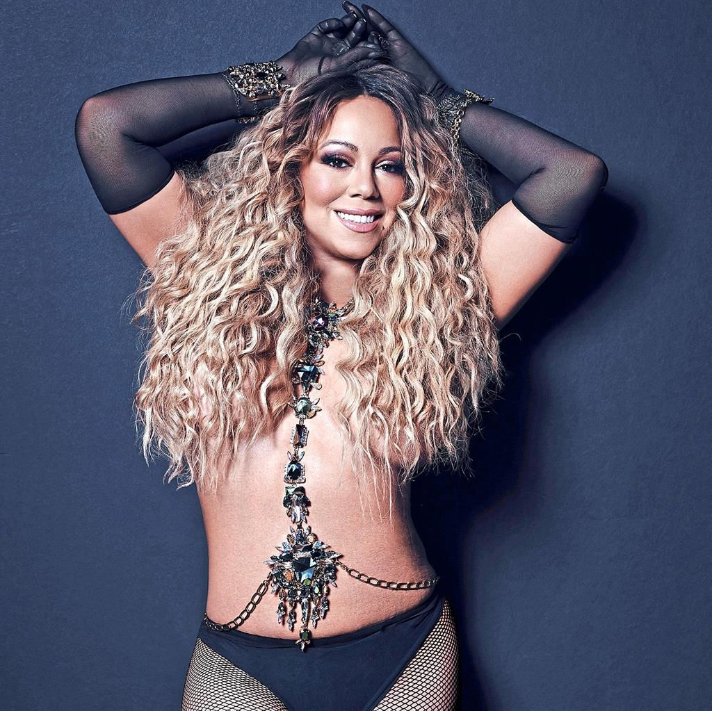 Mariah Carey, diva to end all divas, has low-self esteem too