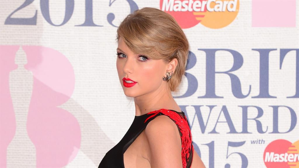 Taylor Swift's first United Kingdom number one