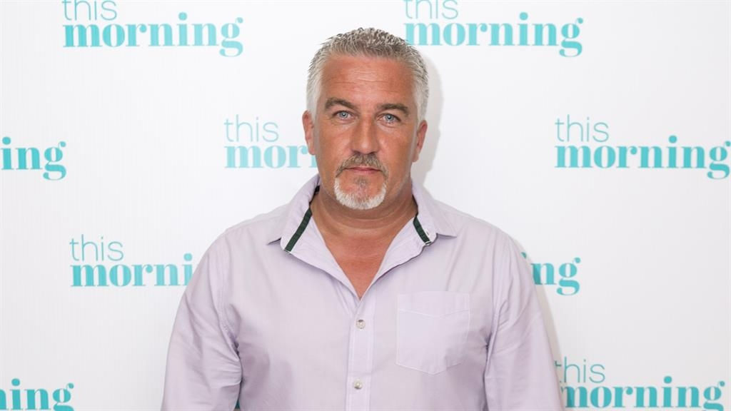 Paul Hollywood apologises for Nazi uniform photo