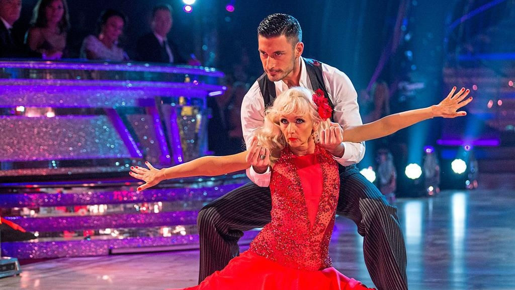 Who was the best dancer on Strictly's first live show?