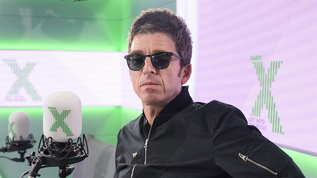 Noel Gallagher reveals he 'wasn't crying' at We Are Manchester concert