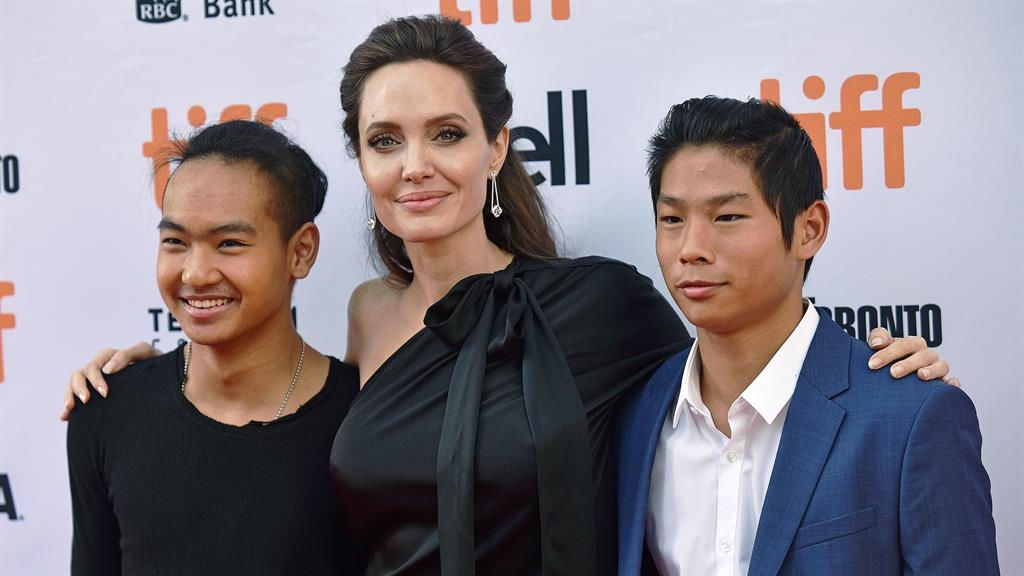 Angelina Jolie is annoyed by the rumors, it sets the record straight
