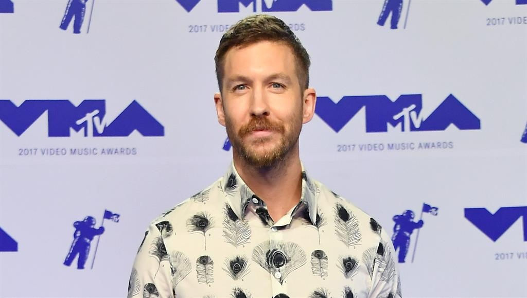 Calvin Harris unhappy over Conservative conference song