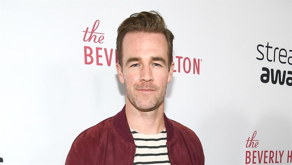 Actor James Van Der Beek says he was sexually assaulted