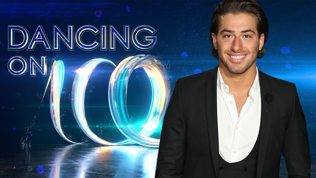 Jake Quickenden confirmed for Dancing on Ice