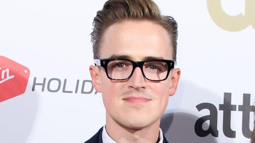 Stop groping us, McBusted's Tom Fletcher tells mum fans