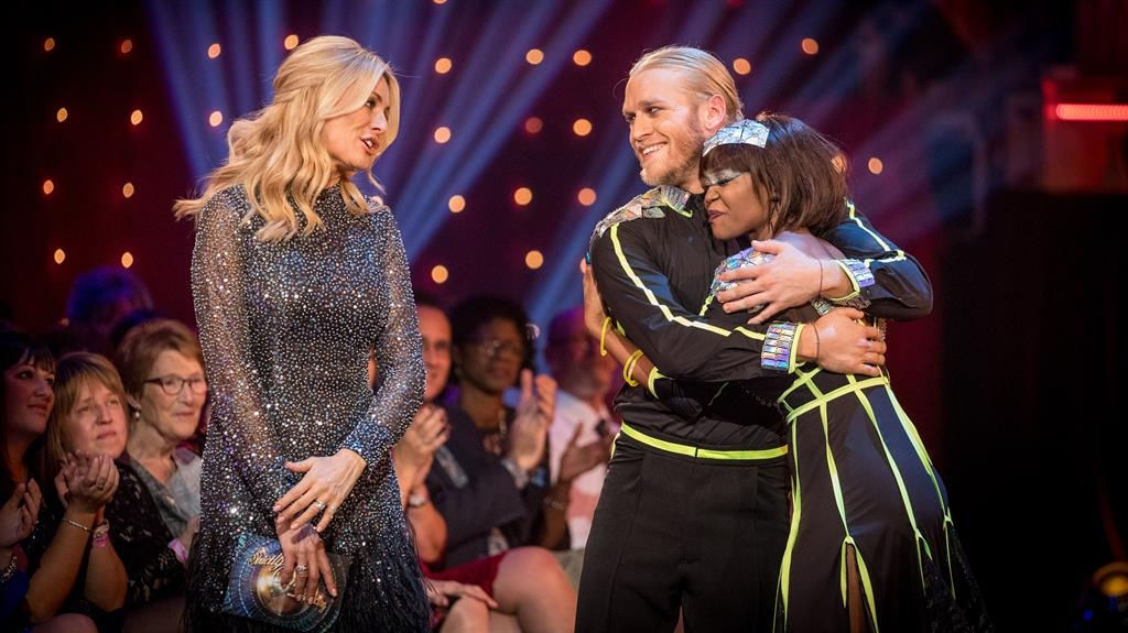 Jonnie Peacock is the latest to leave Strictly Come Dancing