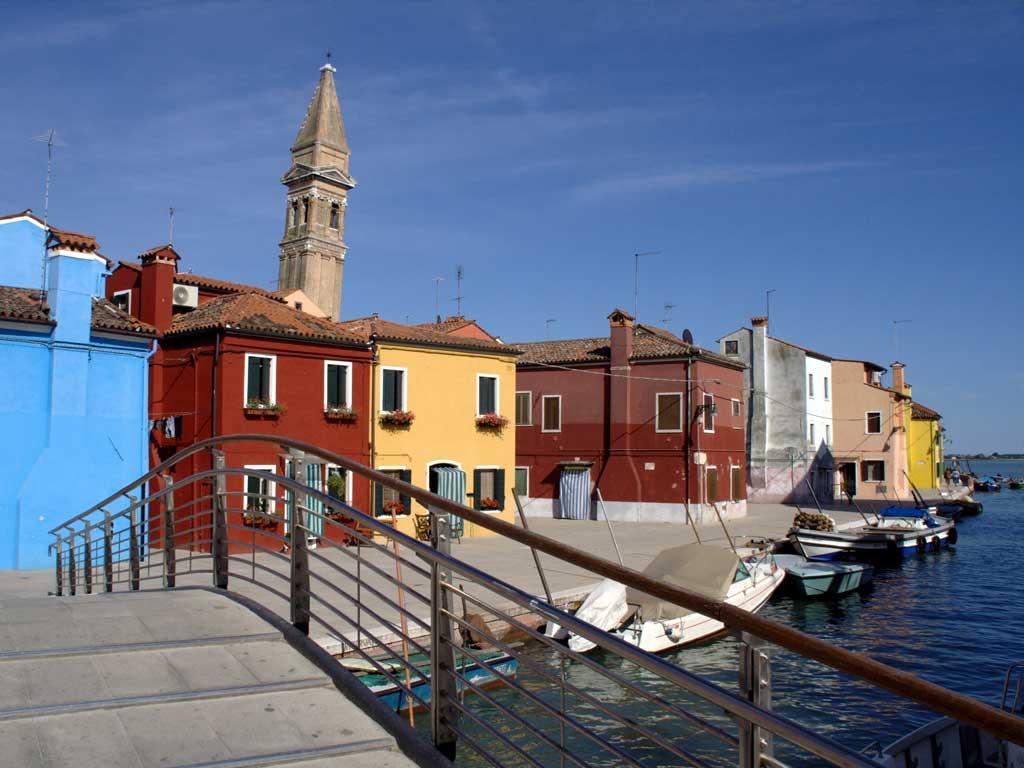 26#Laguna nord di Venezia: Murano, Burano, Torcello, S. Erasmo, Le Vignole, La Certosa