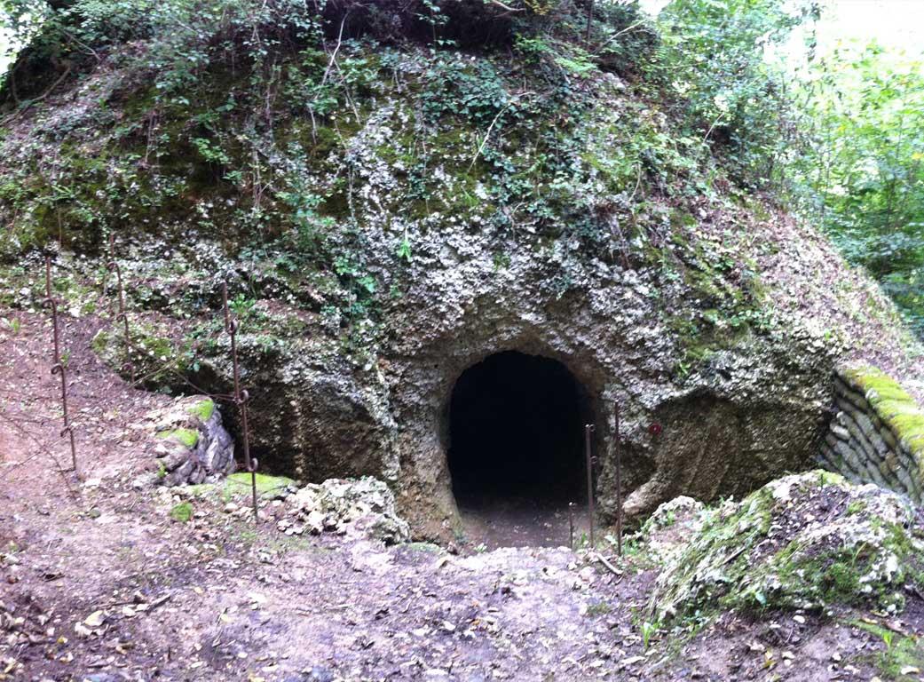Bunker della Grande Guerra