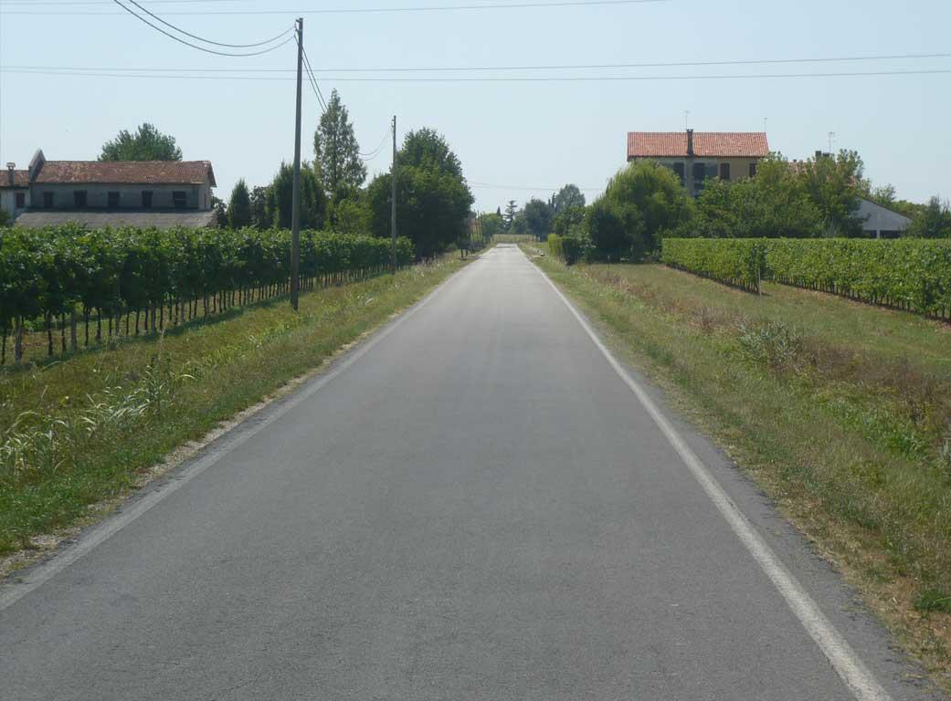 Via Pavani a Monastier