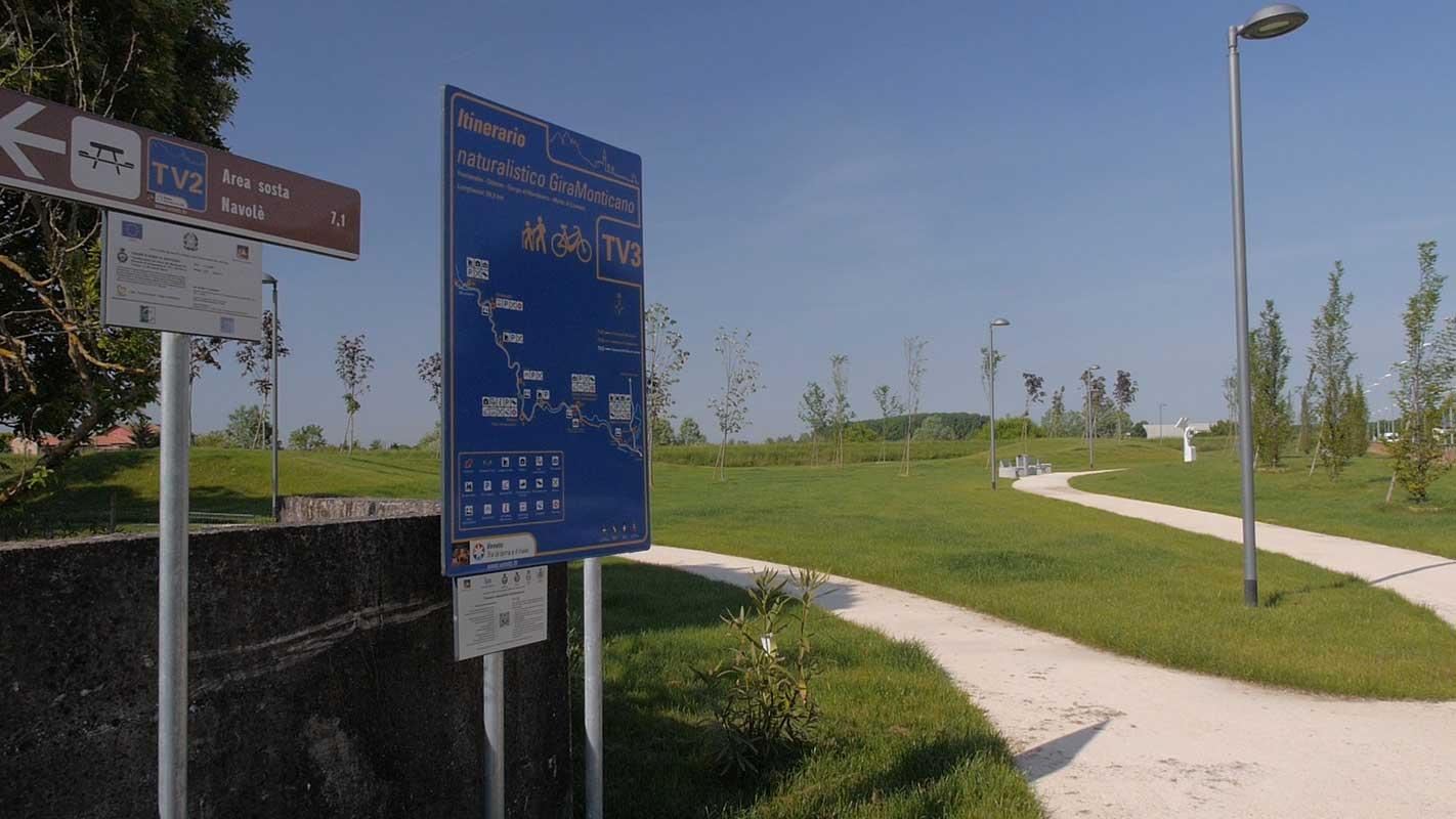 Sistema dei Parchi di Gorgo al Monticano