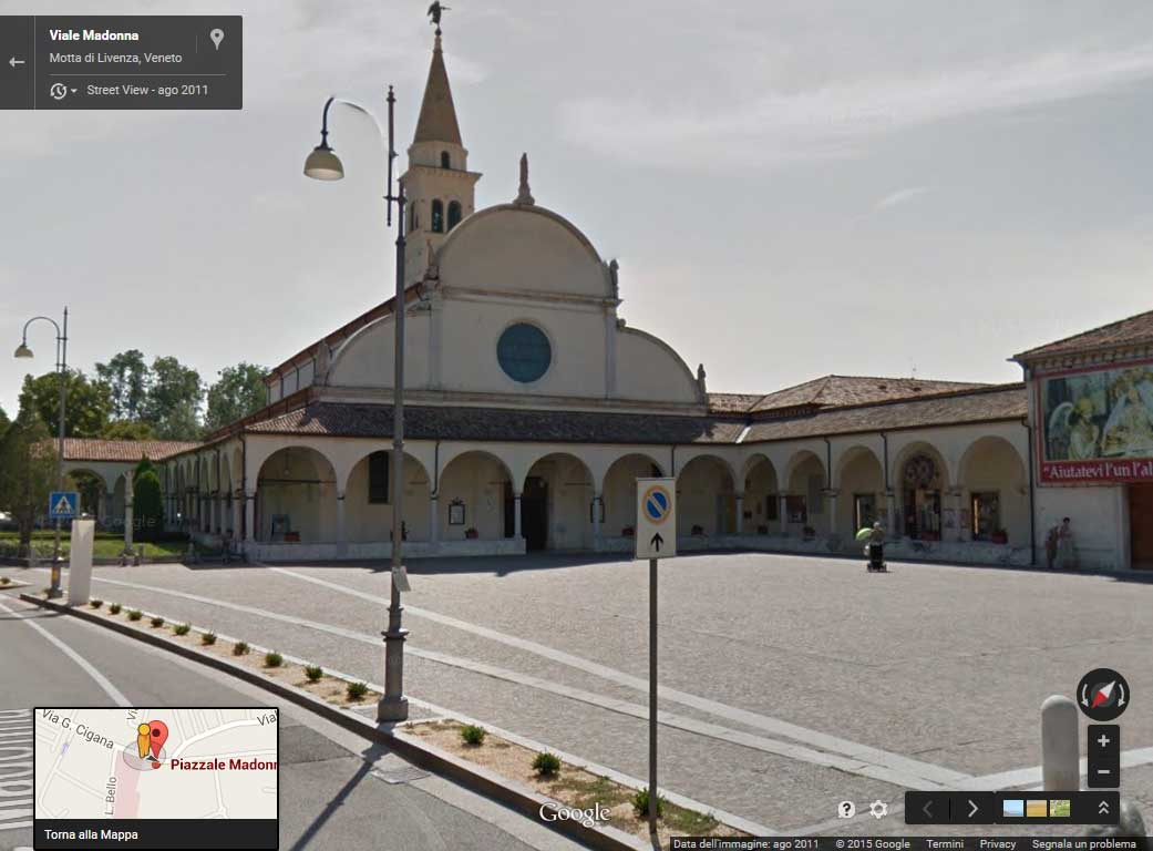 Basilica Santuario Madonna dei Miracoli