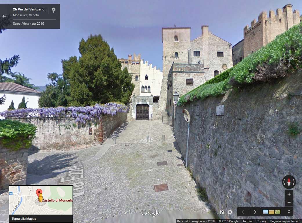Castello di Monselice Cini