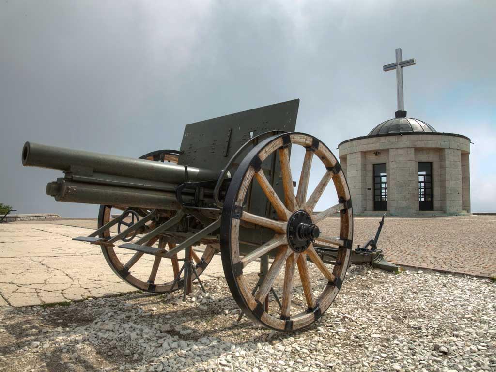 06#Grande Guerra - Monte Grappa ed i Luoghi di Canova