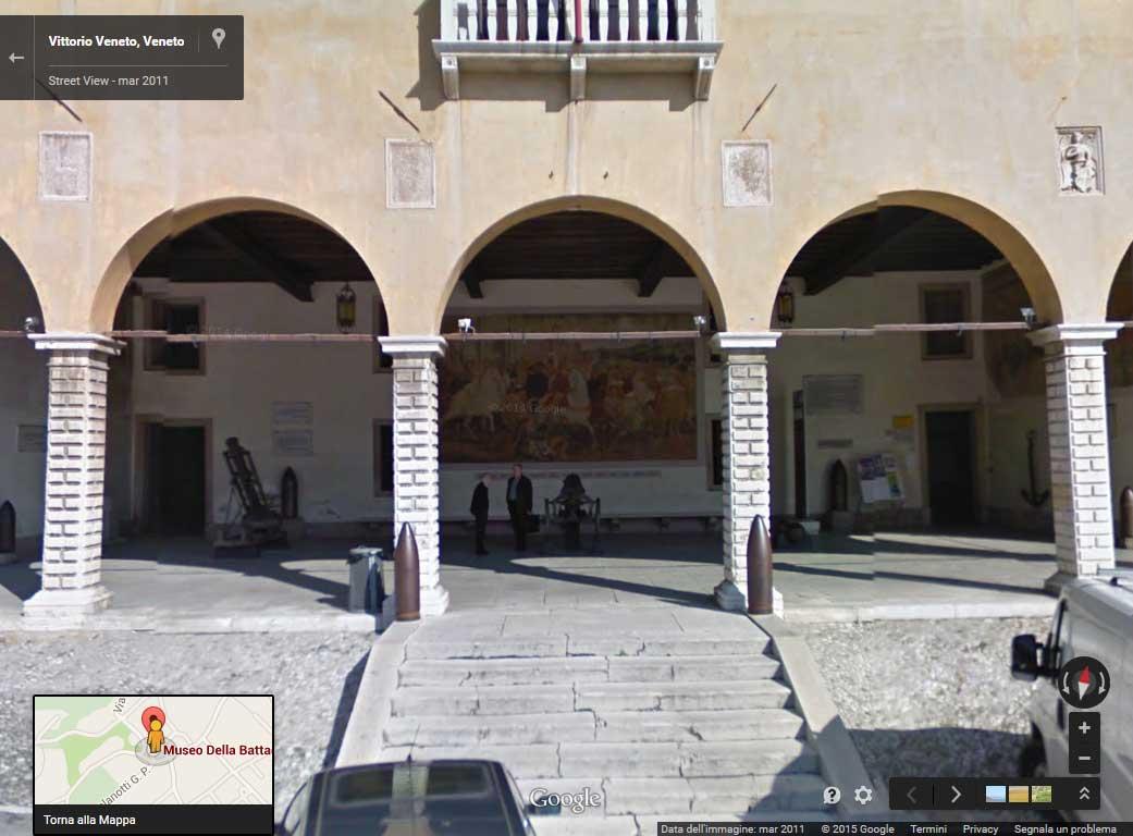 Museo della Battaglia di Vittorio Veneto