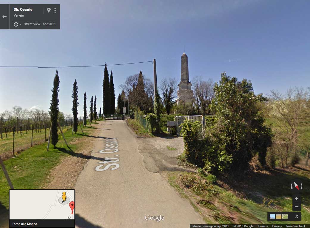 Obelisco di Custoza