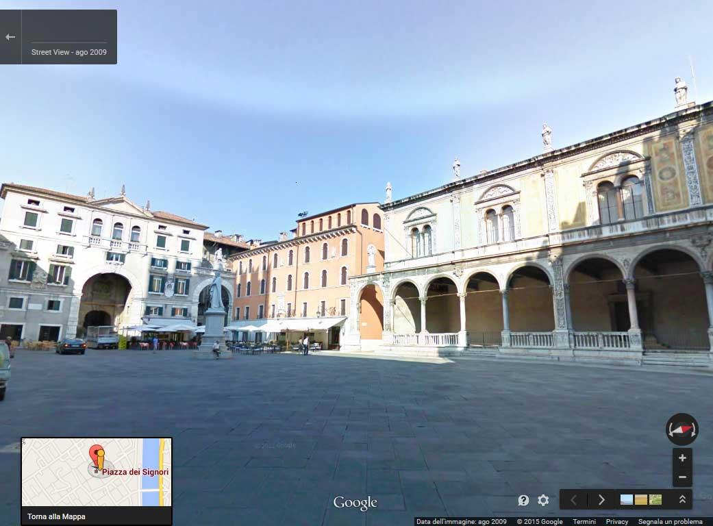 Piazza dei Signori di Verona