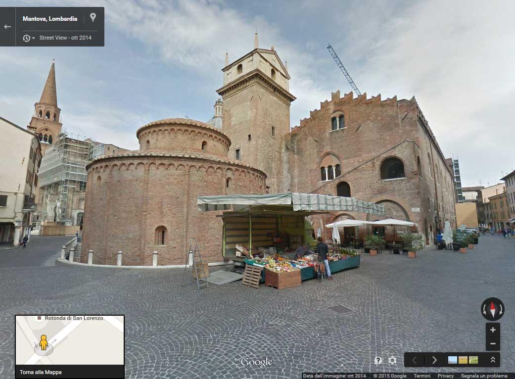 Palazzo della Ragione di Mantova