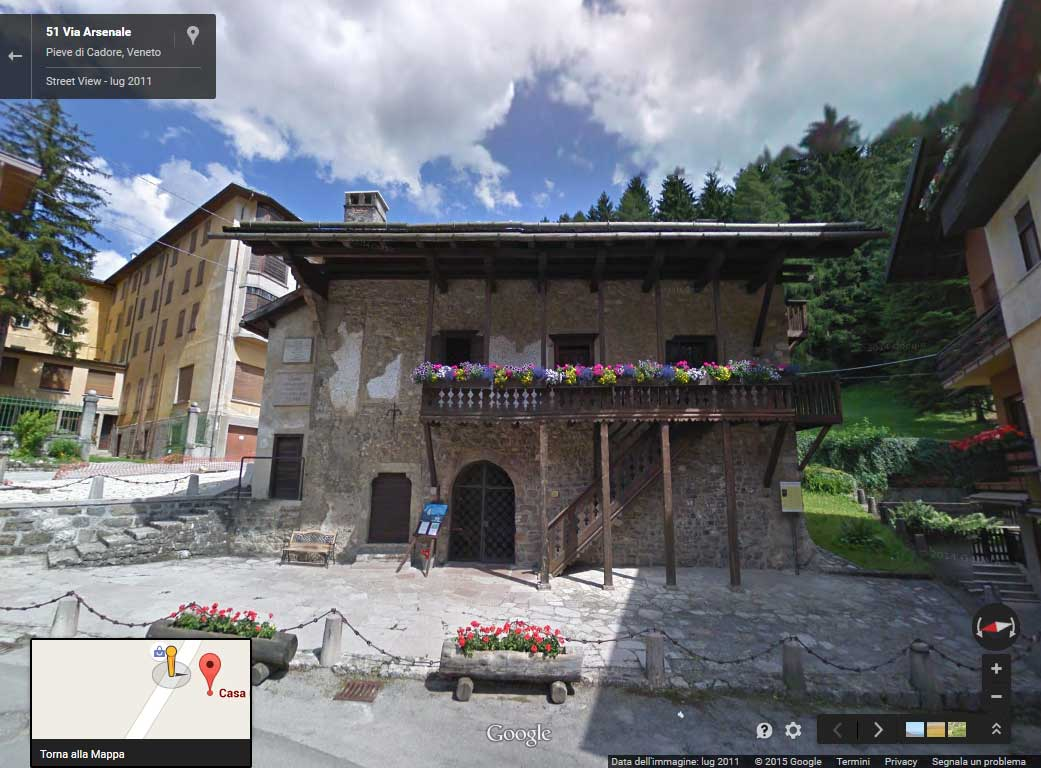 Casa Natale di Tiziano Vecellio