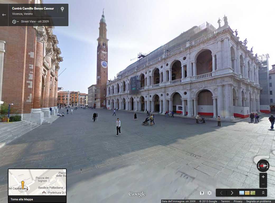 Piazza dei Signori di Vicenza