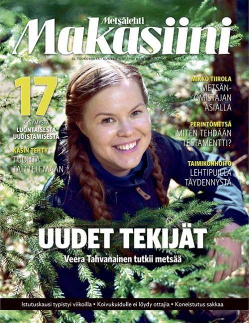 Metsälehti Makasiini 4/2017