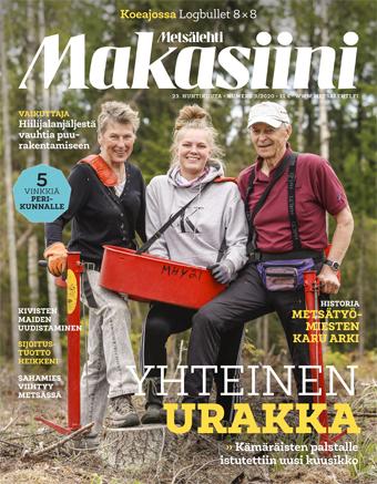 Metsälehti Makasiini 3/2020