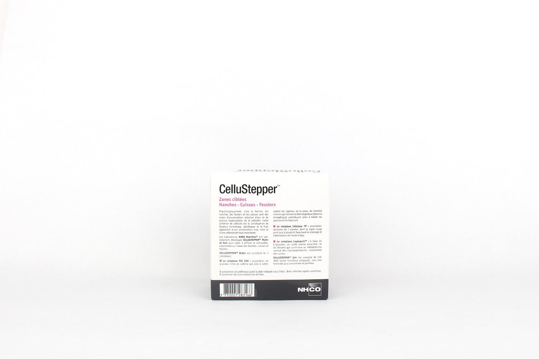 CelluStepper - 56 gélules + 56 capsules de NHCO Nutrition