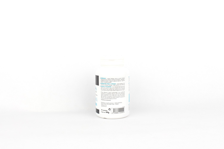 Pure Cla 90 capsules de Eafit